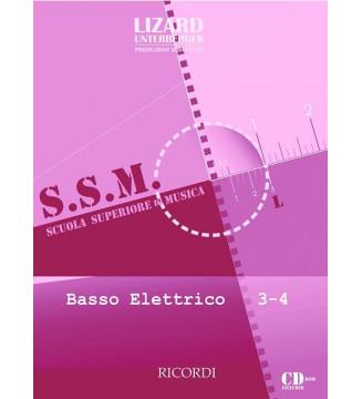 Basso Elettrico  Vol. 34