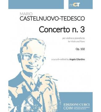 Concerto n. 3 per violino...