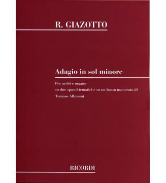 Adagio In Sol Minore