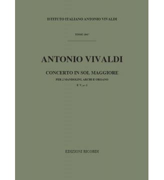 Concerti Per Mandolino,...