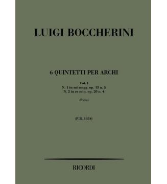 Quintetti Per Archi [6]