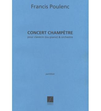 Concert Champetre...