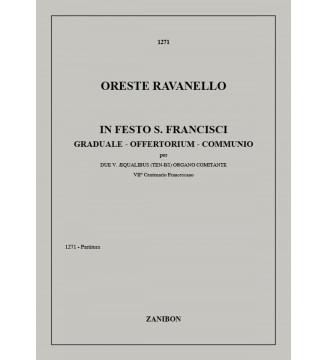 In Festo S. Francisci