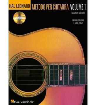 METODO PER CHITARRA, volume 1