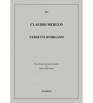 Versetti D'Organo