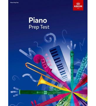 ABRSM: Piano Prep Test