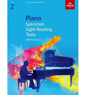 ABRSM Piano Specimen Sight...