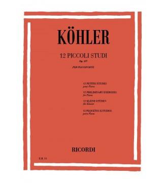 Andersen, Joachim 9 Studi Dall'Op.15, 60, 63