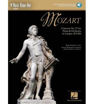 Concerto No. 23 in A...