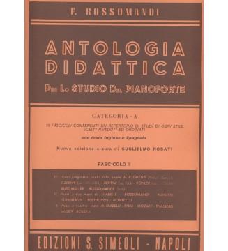 ANTOLOGIA DIDATTICA PER LO...