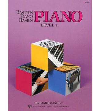 Piano. Livello 1