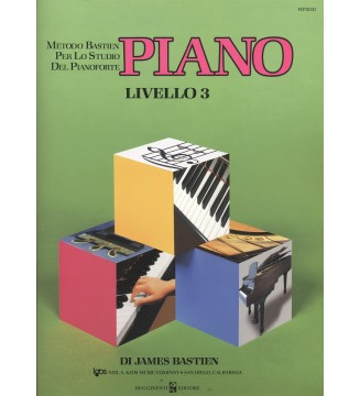 Piano. Livello 3