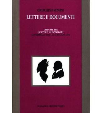 Lettere e Documenti...