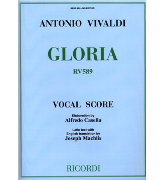 Gloria (Latino Inglese)...