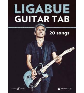 Ligabue Guitar Tab