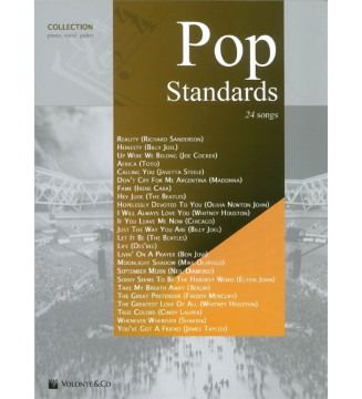 Pop Standrads Collections
