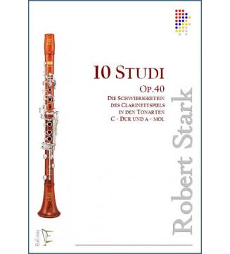 10 Studi Op.40