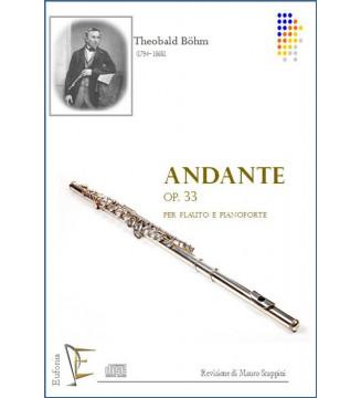 Andante op. 33