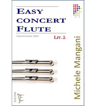 Easy Concert Flute Liv. 2