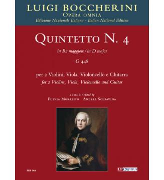Quintetto No. 4 in Re...