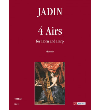 4 Airs for Horn and Arpa