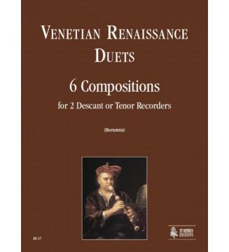 Venetian Renaissance Duets