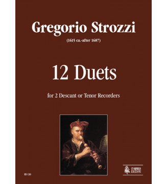 12 Duets for Descant Or...