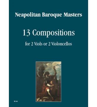 13 Composizioni Per 2 Viole...