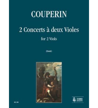 2 Concerts à deux Violes...