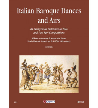Italian Baroque Dances and...