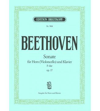 Sonata in F major Op. 17