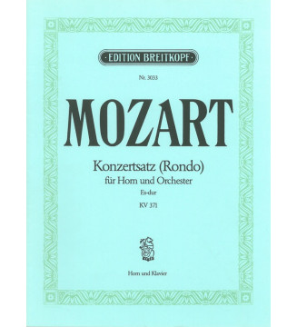 Concert Rondo in Eb major...