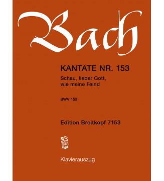 "Cantata BWV 153 ""Schau,..."