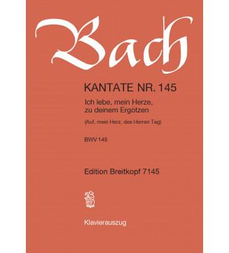 "Cantata BWV 145 ""Ich lebe,..."