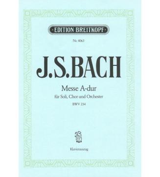 Messe A major BWV 234