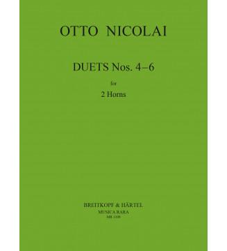 Duets Nos. 4-6