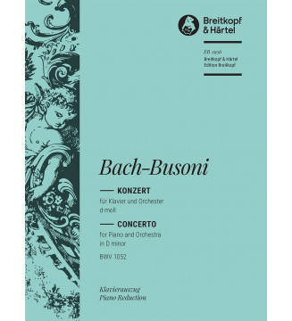 Concerto in D minor BWV 1052