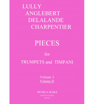 Pieces for 1 - 3 trumpets...