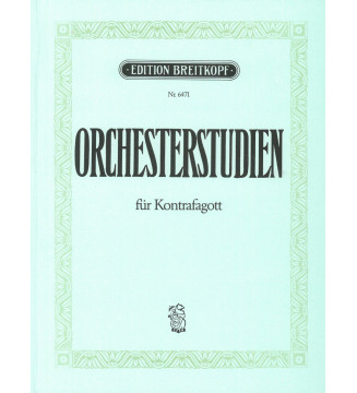 Orchestral Studies from...