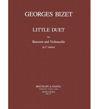 Little Duet in C minor (1874)