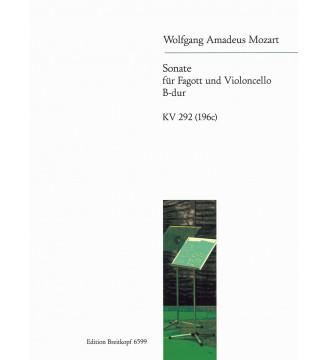 Sonata in Bb major K. 292...