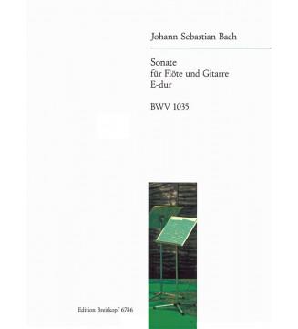Sonata in E major BWV 1035