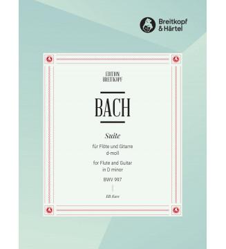 Partita in C minor BWV 997