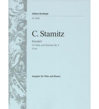 Flute Concerto No. 3 in D...