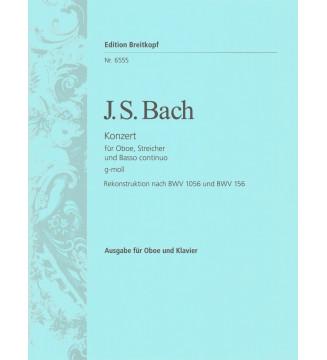 Oboe Concerto in G minor