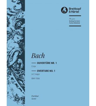 Overture (Suite) No. 1 in C...