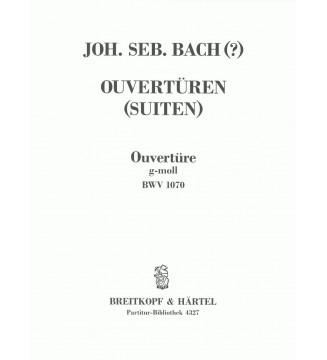 Overture (Suite) in G minor...