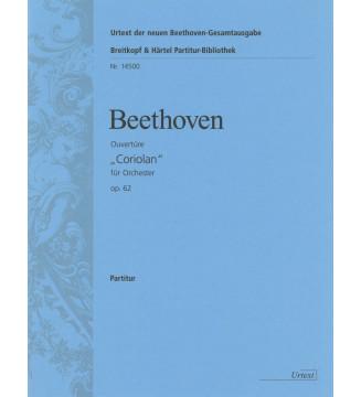 Coriolan Op. 62 – Overture