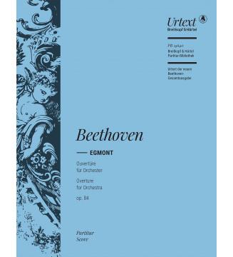 Egmont Op. 84 – Overture