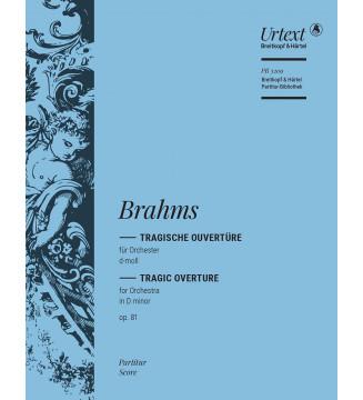 Tragic Overture in D minor...